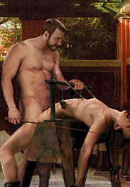 Roman decadence - He licked her cunt for a minute or two and enjoyed her moans by Damian 2015