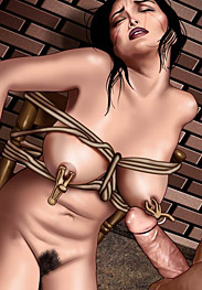 Bdsm De Haro - She whimpered as her heart poundedin her chest