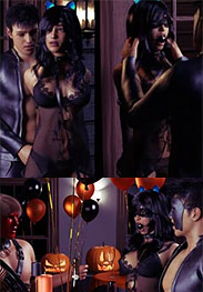Hawke fansadox 552 Halloween house party - Deeper and deeper into the depths of depravity as the Halloween night wears on